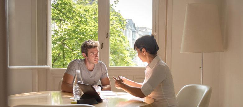 Laufbahnberatung, Berufsberatung und Studienberatung in Frankfurt