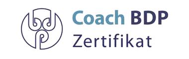 BDP Bund Deutscher Psychologen Coach Zertifikat